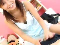 Best Japanese chick Marin Akizuki in Crazy Couple, POV JAV movie