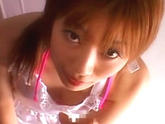 Fabulous Japanese model Misaki Ueno in Horny POV, Stockings JAV scene