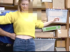 ShopLyfter - Busty Blonde Teen Gets Plowed by LP Officer