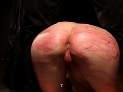 Pain fetish in men