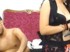 Amateur Couple Fucked Each Other Live on Cam