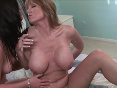 Hottest pornstars Andy San Dimas, Darla Crane in Incredible Big Ass, MILF adult clip