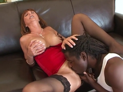Porn Desi interracial