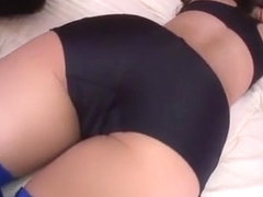 Crazy Japanese chick Minori Hatsune in Amazing JAV clip
