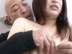 Incredible Japanese chick Riko Oshima in Exotic JAV uncensored Shaved movie