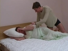 Mature Woman In Nylons Getting Fucked