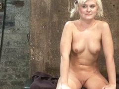 Fresh Girl From Down Under Suffers Some Hard Foot Caning One Brutal Squirting Orgasm After Anoth -.