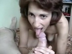 Sexy mature romanian lady