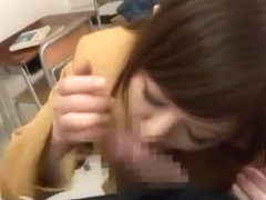 Fabulous Japanese model Miku Airi in Horny Couple, POV JAV video