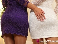 OnlyTease Video: Candice & Emily J