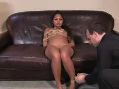 Amateur Casting Couch: Dahlia Toy