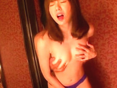 Horny Japanese chick Yuma Asami in Exotic JAV censored Facial, Hairy scene