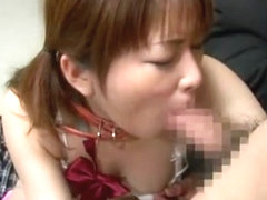 Incredible Japanese girl Miyu Sugiura in Amazing Lingerie, Blowjob/Fera JAV clip