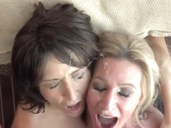 Amateur and homemade facial ...