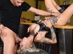 Kleio Valentien & Xander Corvus in My Friends Hot Girl