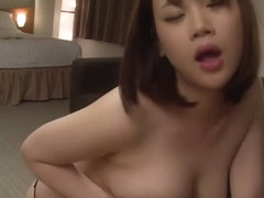 Best Japanese whore Hina Saito in Amazing Big Tits, Deepthroat JAV clip