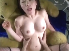 Exotic Japanese slut in Hottest POV, Stockings JAV scene